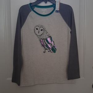 Kids shirt long sleeve New with tag